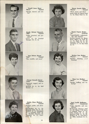 Page 18, 1958 Edition, Vandergrift High School - Spectator Yearbook (Vandergrift, PA) online yearbook collection