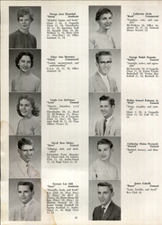 Page 20, 1958 Edition, Vandergrift High School - Spectator Yearbook (Vandergrift, PA) online yearbook collection