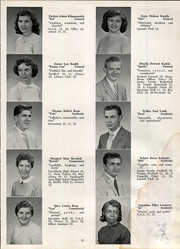 Page 23, 1958 Edition, Vandergrift High School - Spectator Yearbook (Vandergrift, PA) online yearbook collection