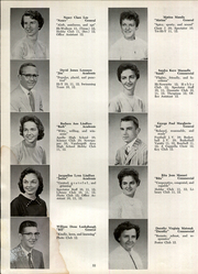 Page 24, 1958 Edition, Vandergrift High School - Spectator Yearbook (Vandergrift, PA) online yearbook collection