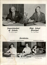 Page 8, 1958 Edition, Vandergrift High School - Spectator Yearbook (Vandergrift, PA) online yearbook collection