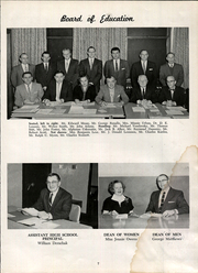 Page 9, 1958 Edition, Vandergrift High School - Spectator Yearbook (Vandergrift, PA) online yearbook collection