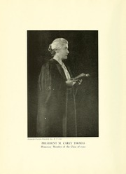 Page 6, 1922 Edition, Bryn Mawr College - Bryn Mawr Yearbook (Bryn Mawr, PA) online yearbook collection