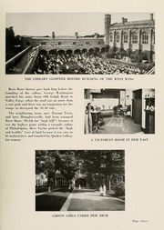 Page 15, 1949 Edition, Bryn Mawr College - Bryn Mawr Yearbook (Bryn Mawr, PA) online yearbook collection