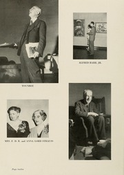 Page 16, 1949 Edition, Bryn Mawr College - Bryn Mawr Yearbook (Bryn Mawr, PA) online yearbook collection