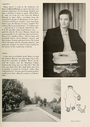 Page 17, 1949 Edition, Bryn Mawr College - Bryn Mawr Yearbook (Bryn Mawr, PA) online yearbook collection