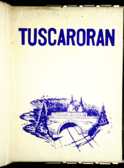 Fannett Metal High School - Tuscaroran Yearbook (Willow Hill, PA) online yearbook collection, 1956 Edition, Page 1