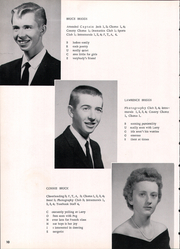 Page 14, 1961 Edition, Fannett Metal High School - Tuscaroran Yearbook (Willow Hill, PA) online yearbook collection