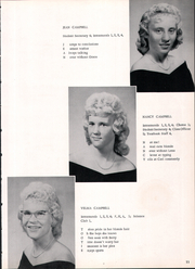 Page 15, 1961 Edition, Fannett Metal High School - Tuscaroran Yearbook (Willow Hill, PA) online yearbook collection
