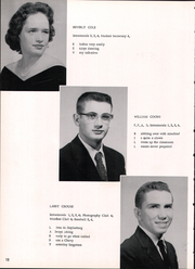 Page 16, 1961 Edition, Fannett Metal High School - Tuscaroran Yearbook (Willow Hill, PA) online yearbook collection