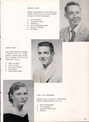 Page 17, 1961 Edition, Fannett Metal High School - Tuscaroran Yearbook (Willow Hill, PA) online yearbook collection