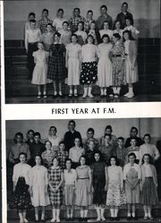 Page 61, 1961 Edition, Fannett Metal High School - Tuscaroran Yearbook (Willow Hill, PA) online yearbook collection