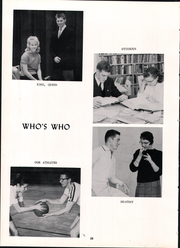 Page 62, 1961 Edition, Fannett Metal High School - Tuscaroran Yearbook (Willow Hill, PA) online yearbook collection
