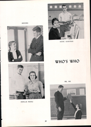 Page 63, 1961 Edition, Fannett Metal High School - Tuscaroran Yearbook (Willow Hill, PA) online yearbook collection