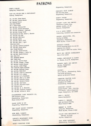 Page 67, 1961 Edition, Fannett Metal High School - Tuscaroran Yearbook (Willow Hill, PA) online yearbook collection