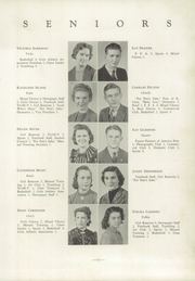 Page 15, 1939 Edition, Shanksville Stonycreek High School - Chicahonian Yearbook (Shanksville, PA) online yearbook collection