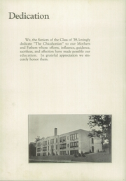 Page 6, 1939 Edition, Shanksville Stonycreek High School - Chicahonian Yearbook (Shanksville, PA) online yearbook collection