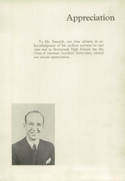 Page 7, 1939 Edition, Shanksville Stonycreek High School - Chicahonian Yearbook (Shanksville, PA) online yearbook collection