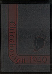 1940 Edition, Shanksville Stonycreek High School - Chicahonian Yearbook (Shanksville, PA)