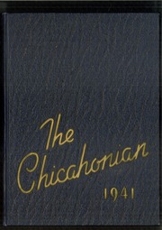 1941 Edition, Shanksville Stonycreek High School - Chicahonian Yearbook (Shanksville, PA)