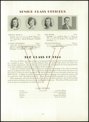 Page 17, 1944 Edition, Shanksville Stonycreek High School - Chicahonian Yearbook (Shanksville, PA) online yearbook collection