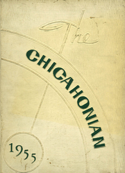 1955 Edition, Shanksville Stonycreek High School - Chicahonian Yearbook (Shanksville, PA)