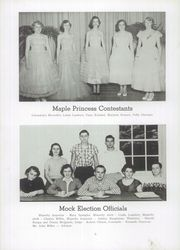 Page 10, 1957 Edition, Shanksville Stonycreek High School - Chicahonian Yearbook (Shanksville, PA) online yearbook collection