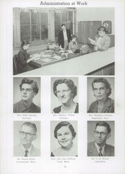 Page 16, 1957 Edition, Shanksville Stonycreek High School - Chicahonian Yearbook (Shanksville, PA) online yearbook collection
