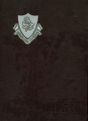 1953 Edition, Winchester Thurston School - Thistledown Yearbook (Pittsburgh, PA)