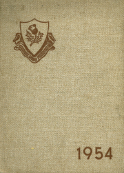 1954 Edition, Winchester Thurston School - Thistledown Yearbook (Pittsburgh, PA)
