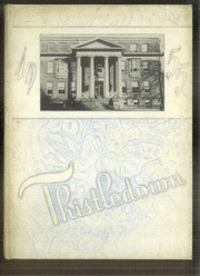 1955 Edition, Winchester Thurston School - Thistledown Yearbook (Pittsburgh, PA)