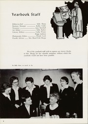 Page 12, 1956 Edition, Winchester Thurston School - Thistledown Yearbook (Pittsburgh, PA) online yearbook collection