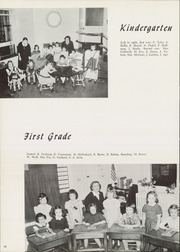 Page 14, 1956 Edition, Winchester Thurston School - Thistledown Yearbook (Pittsburgh, PA) online yearbook collection