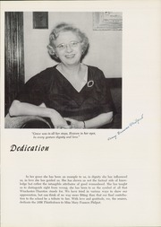 Page 7, 1956 Edition, Winchester Thurston School - Thistledown Yearbook (Pittsburgh, PA) online yearbook collection