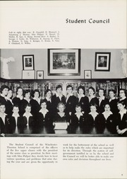 Page 9, 1956 Edition, Winchester Thurston School - Thistledown Yearbook (Pittsburgh, PA) online yearbook collection