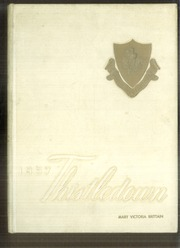 1957 Edition, Winchester Thurston School - Thistledown Yearbook (Pittsburgh, PA)