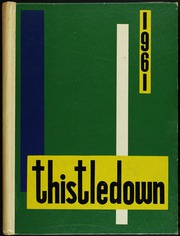 1961 Edition, Winchester Thurston School - Thistledown Yearbook (Pittsburgh, PA)