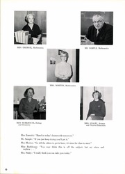 Page 14, 1961 Edition, Winchester Thurston School - Thistledown Yearbook (Pittsburgh, PA) online yearbook collection