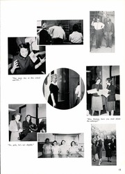 Page 17, 1961 Edition, Winchester Thurston School - Thistledown Yearbook (Pittsburgh, PA) online yearbook collection