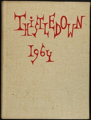 1964 Edition, Winchester Thurston School - Thistledown Yearbook (Pittsburgh, PA)