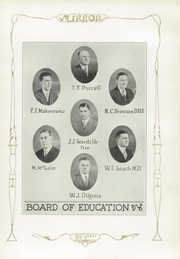 Page 11, 1928 Edition, Cooper High School - Mirror Yearbook (Shenandoah, PA) online yearbook collection
