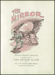 Page 7, 1931 Edition, Cooper High School - Mirror Yearbook (Shenandoah, PA) online yearbook collection