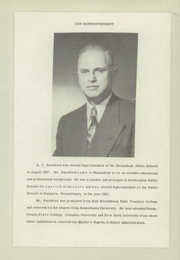 Page 13, 1951 Edition, Cooper High School - Mirror Yearbook (Shenandoah, PA) online yearbook collection