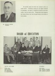 Page 12, 1952 Edition, Cooper High School - Mirror Yearbook (Shenandoah, PA) online yearbook collection