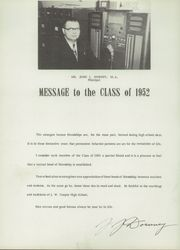Page 14, 1952 Edition, Cooper High School - Mirror Yearbook (Shenandoah, PA) online yearbook collection