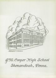 Page 7, 1952 Edition, Cooper High School - Mirror Yearbook (Shenandoah, PA) online yearbook collection