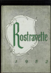 1952 Edition, Rostraver High School - Rostravette Yearbook (Belle Vernon, PA)