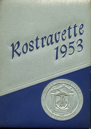 1953 Edition, Rostraver High School - Rostravette Yearbook (Belle Vernon, PA)