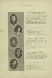 Page 10, 1923 Edition, West Newton High School - Searchlight Yearbook (West Newton, PA) online yearbook collection