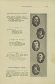 Page 11, 1923 Edition, West Newton High School - Searchlight Yearbook (West Newton, PA) online yearbook collection